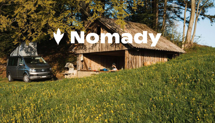 Camping abseits von Camping