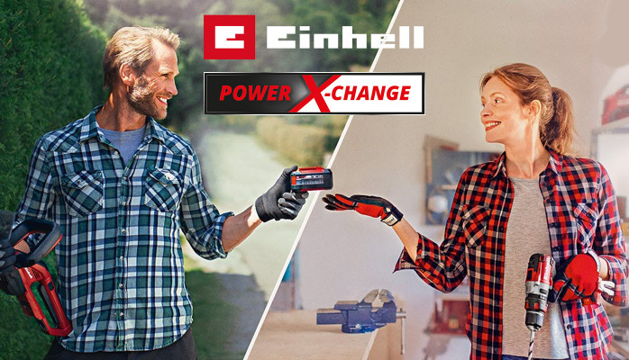Einhell Power X‐Change