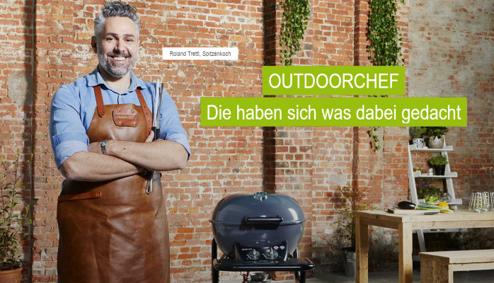 OUTDOORCHEF-Day am 16. Mai 2019