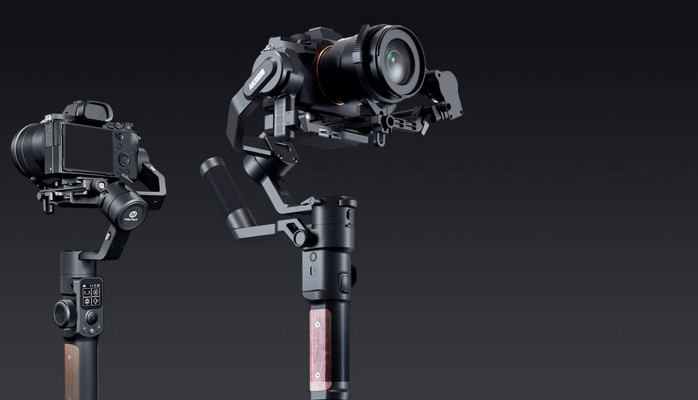 Kamera-Gimbal Feiyu Tech AK2000S Advanced