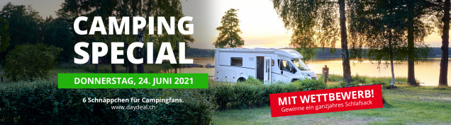 Camping-Special 2021