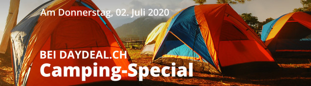 Camping-Special 2020